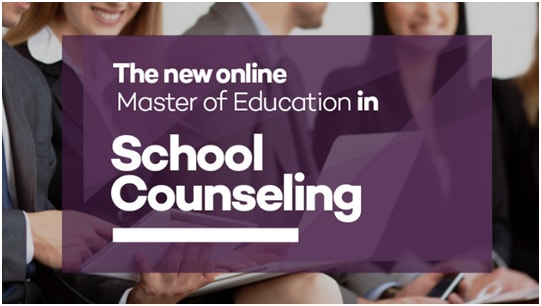 Masters in School Counseling Online