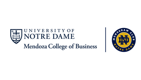 Notre Dame Executive Certificate