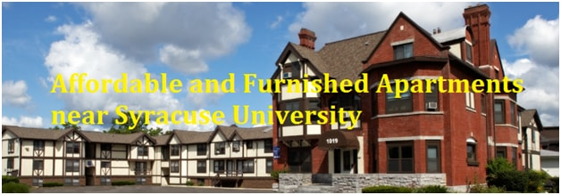 Affordable and Furnished Apartments near Syracuse University