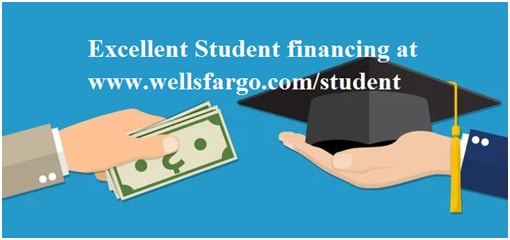 Excellent Student financing at www-wellsfargo-com-student