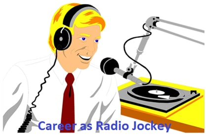 Make Career as Radio Jockey