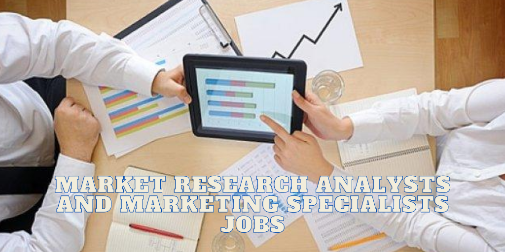 Market Research Analysts and Marketing Specialists Jobs