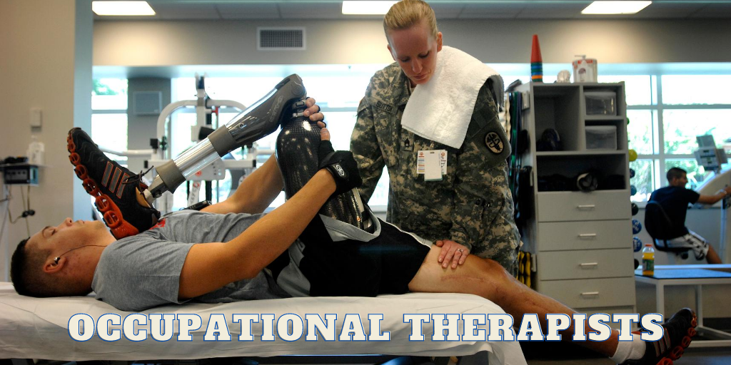 Occupational Therapists jobs
